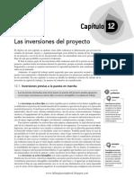 Preparacion y Evaluacion de Proyectos 6t (Capítulo 12)