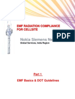 Emf Radiation Measurement for 3g Sites