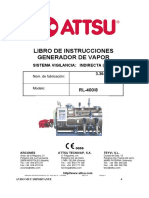 Manual Instrucciones Rl400