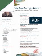 Julie Anne Tarroja-Rohrer | GRAPHIC DESIGNER