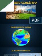 El Cambio Climático - Howard L. Ramírez