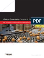 Contamination Prevention in Food Manufacturing_-_REMAX