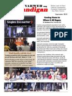 Sandigan - Sep 2019 (Vol.27, No.9 + Bulletin)
