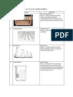 Alat Lab Kimia