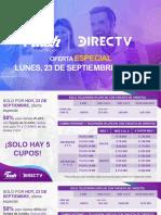 OFERTA 23 SEPTIEMBRE 2019 DIRECTV.pdf