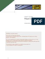 Manual PVsys