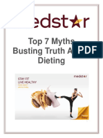 Top 7 Myths Busting Truth About Dieting