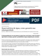 Reservatórios de água, como garantir sua estanqueidade.pdf