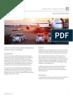 Semtech SupChain AssetTracking-Airport AppBrief-FINAL