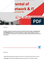 Fundamental of Telco Network & IT