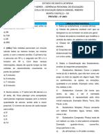 PROVÃO 6 ANO 2º TRIMESTRE.docx