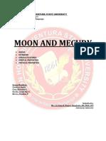 Moon & Mercury - Written Report