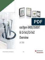 EasYgen 3500XT LS 5 Presentation
