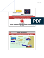 Maritime Delimitation Offshore Activities Presentation 17 September 2019