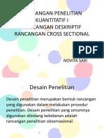Rancangan Penelitian Kuantitatif I
