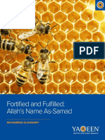 Fortified and Fulfilled_Allahs Name as-Samad