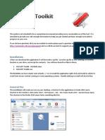 SDLXLIFF Tool Kit User Guide