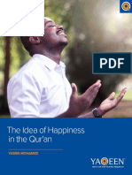 The Idea of Happiness in the Quran