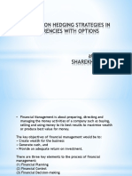 Hedging strategies ppt
