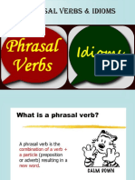 Unit 33-Phrasal verbs and idioms.ppt