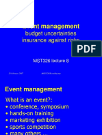 MST326-8 EventMgt