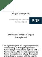 (K8) Organ Transplant.ppt