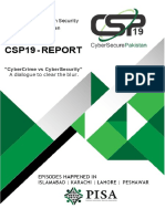 Cyber Secure Pakistan 2019 Report