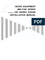 JMA-7100+9100 Installation Manual March.2008