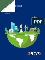 Reporte de Sostenibilidad BCP 2018 Final