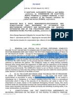 Defensor Santiago v. Commission on Elections