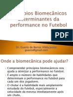 Biomecanica Aplicada Futebol