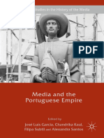 Media and the portuguese empire