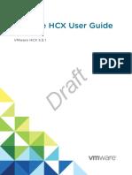 HCX User Guide