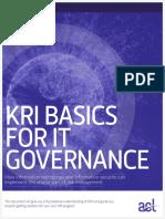 ACL White Paper Kri Basics It Governance