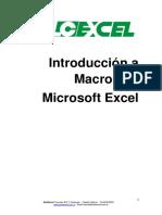 Excel y Macros