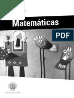 Texto Matematicas 3er_grado