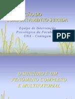 Prevenção Do Comportamento Suicida