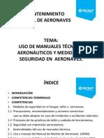 PPT Clase 1 Mantenimiento Integral de Aeronaves