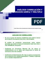 Correlacion y nivelacion