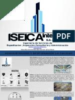 ISEICA INTEGRAL S.a. de C.v. Ingenieria de Servicios de Expeditacion,Inspecciones No Destructivas ,Consultoria y Administracion Rev-1