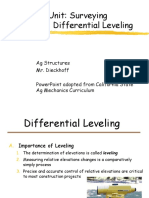 Lesson 3 Differnetial Leveling (1)