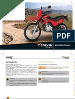 Manual de usuario Corven Triax