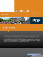 espacios publicos revista