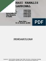Ppt Mte Laserasi Duktus Lakrimal Fix (1)