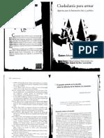El Pasado Reciente en La Escuela Entre Los Dilemas de La Historia y La Memoria. P. Levin.