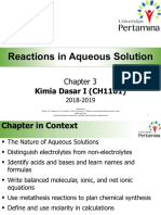 Chapter 3 - 2018-2019 Reactions in Aqueous (I II) (6)