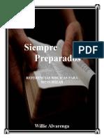 Preparados Para Estar Vigilantes y Firmes Delante Del Señor-willie-Alvarenga1