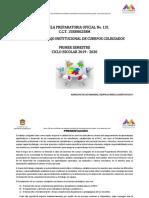 Proyecto Sem. Cuerpos Colegiados 2019-2020