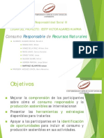 Consumo Responsable de Recursos Naturales 18 Oct 2018 (1)