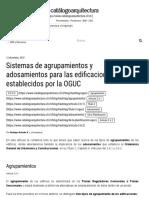 Sistemas de agrupamientos y adosamientos para las edificaciones.pdf
